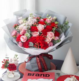 婚禮中用什么花     婚禮時一般準備啥花