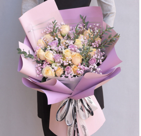送花給老婆寫什么好,送花給老婆的祝福