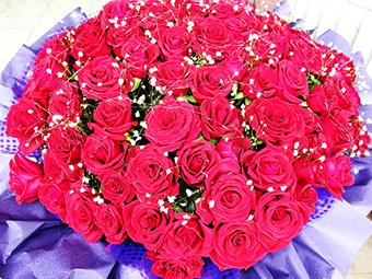 過生日該送什么花 適合為女友慶生的