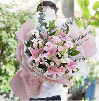 男生買花,男生買花可以嘛?