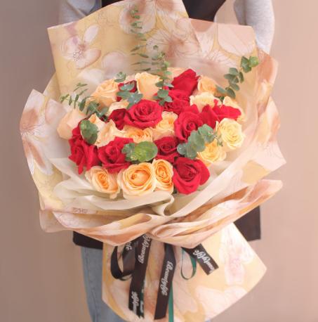 自貢網上訂花送花怎么操作 自貢同城送花上門怎么送