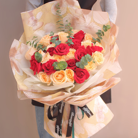 老婆生日送花,早上送還是晚上送