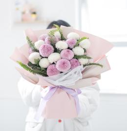中秋送什么鮮花 中秋送朋友送什么鮮花