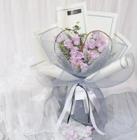 送給閨蜜應該送什么花  一般送花送幾朵