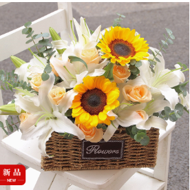 給朋友送花送什么好呢    朋友送花送什么