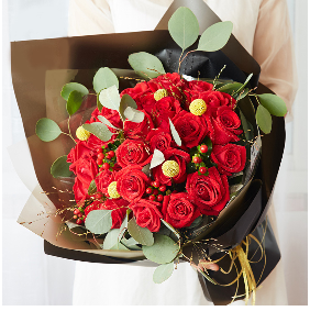 暗戀一個人送花好嗎     暗戀送玫瑰花的含義