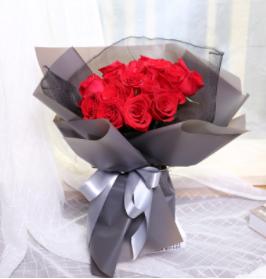 同事升職送什么玫瑰花好    同事升遷可以送啥花