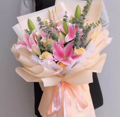 給朋友送花送什么 怎么網上訂花送花給朋友